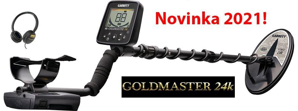 detektor kovů Garrett Goldmaster