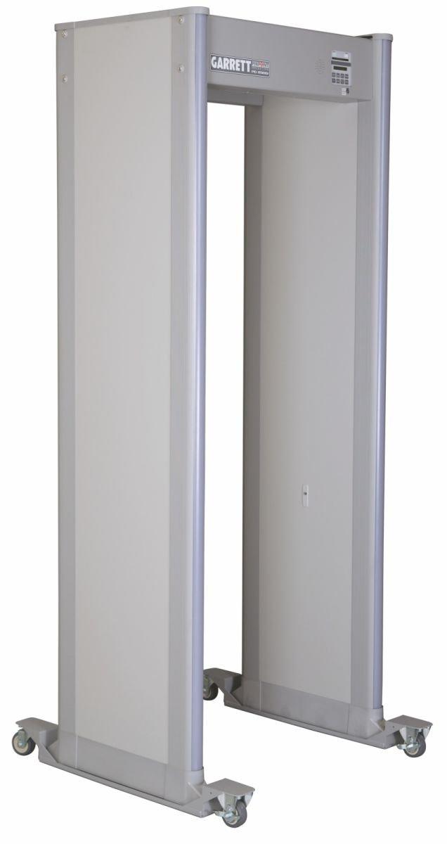 PD 6500i Walk-Through Caster Set (gray)