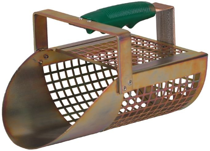 SAND SCOOP METAL