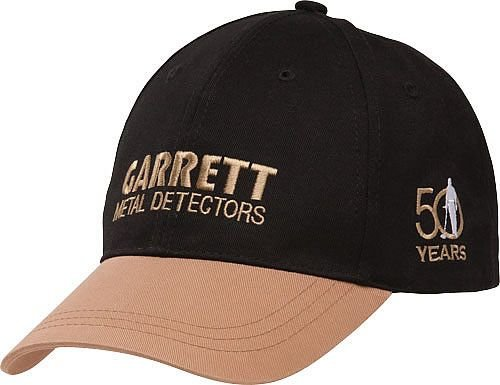 Garrett Metal Detectors 50 Years Cap