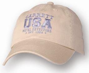 """Garrett Metal Detectors """"USA"""" Cap"""