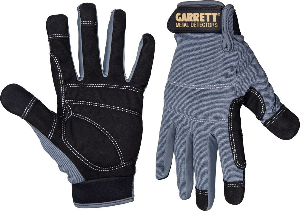 Garrett Detecting Gloves XL