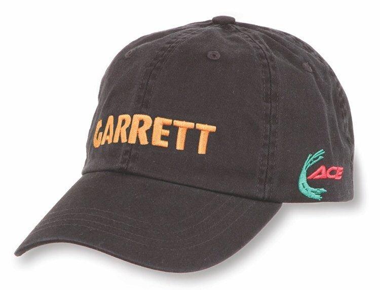 """Garrett """"ACE"""" Black Cap"""