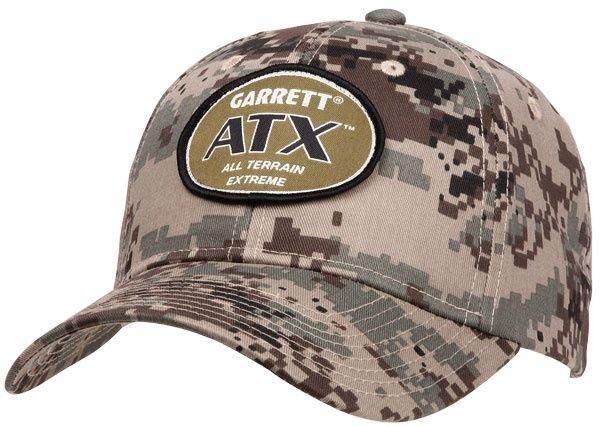 "Garrett ""ATX"" - Camo Cap"
