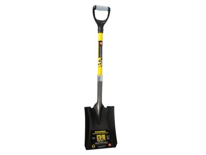 SQUARE SHOVEL 36IN D HANDLE