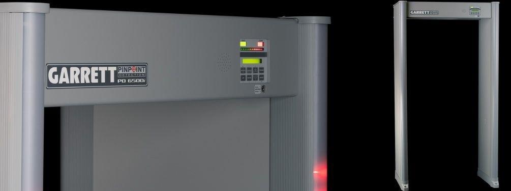 Detektor kovu Garrett Magnascanner PD 6500i - šedá verze