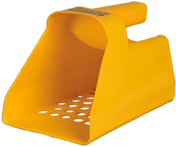 Sand Scoop PL Yellow