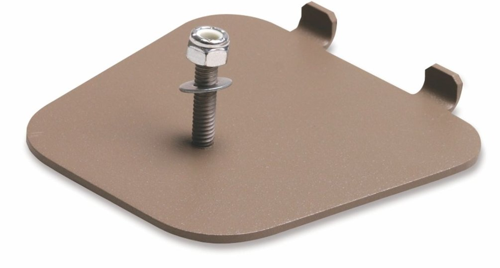 Floor Mount Kit Adhesive PD6500i Gray