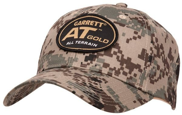 "Garrett ""AT GOLD"" - Camo Cap"