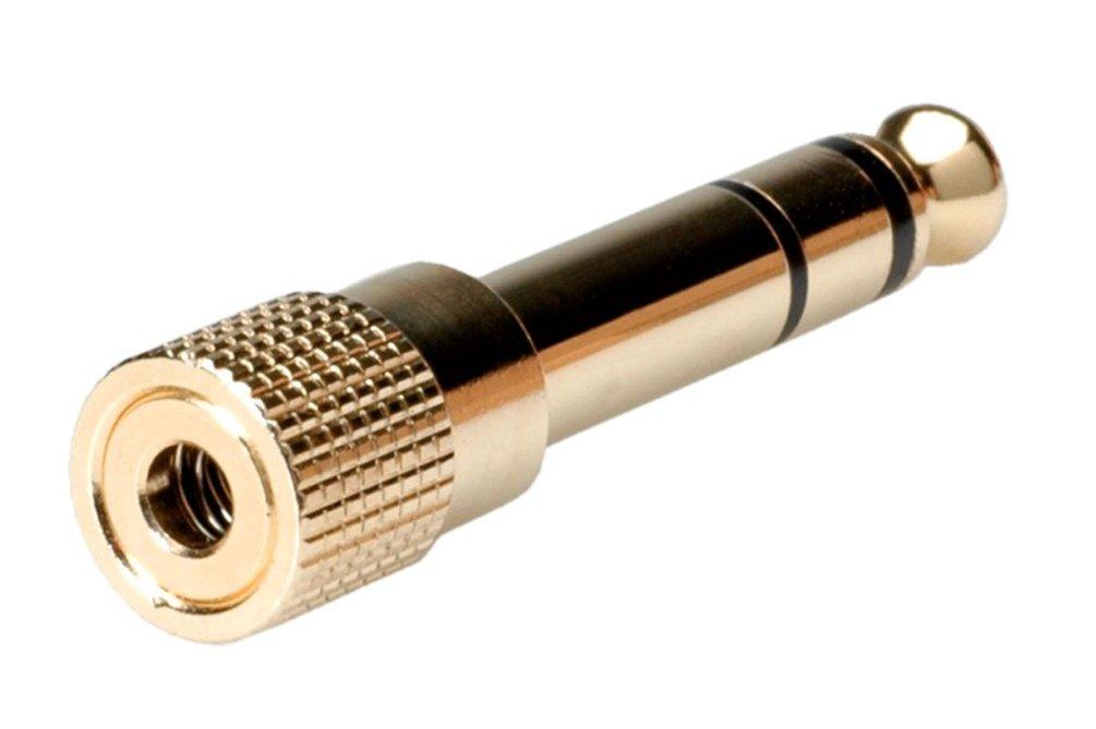 redukce jack 6,35mm na jack 3.5F