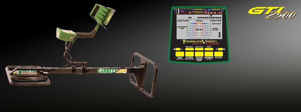 Detektor kovů Garrett GTI 2500 Eagle Eye DMP