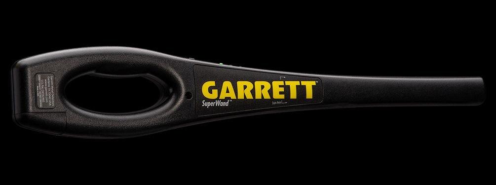 Detektor kovu Garrett SUPER WAND