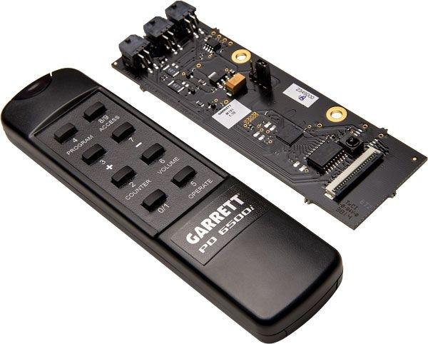 Dálkové ovládání Garrett k PD6500i