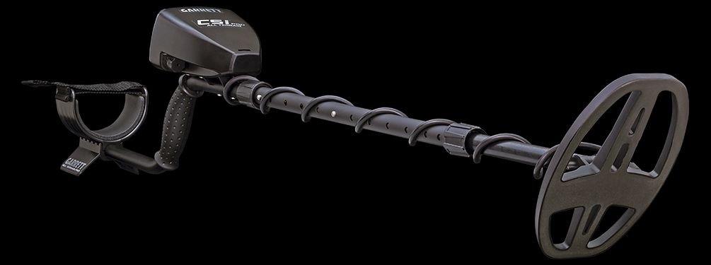 """Detektor kovů Garrett CSI Pro s cívkou 5""""x8"""" DD PROformance (14x20cm)"""