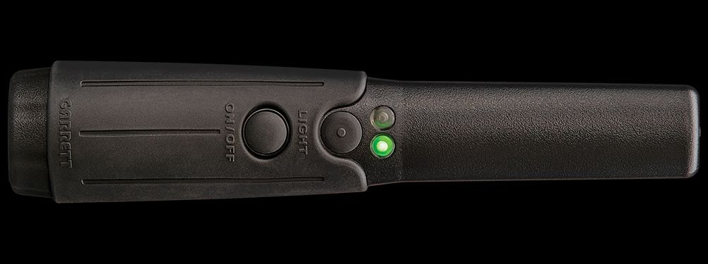 Detektor kovu Garrett THD -Taktický ruční detektor