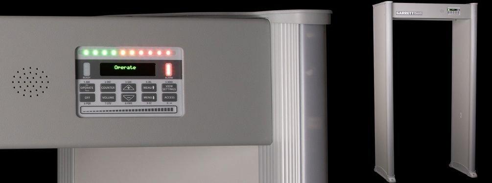Detektor kovu Garrett MZ 6100
