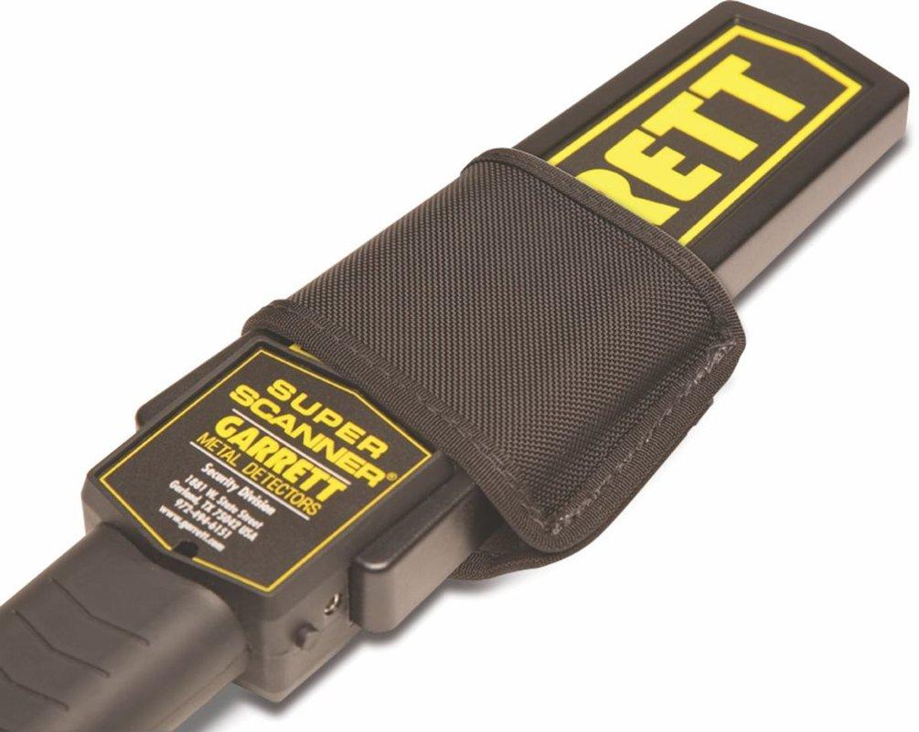 Garrett textilní držák na pásek pro SuperScanner