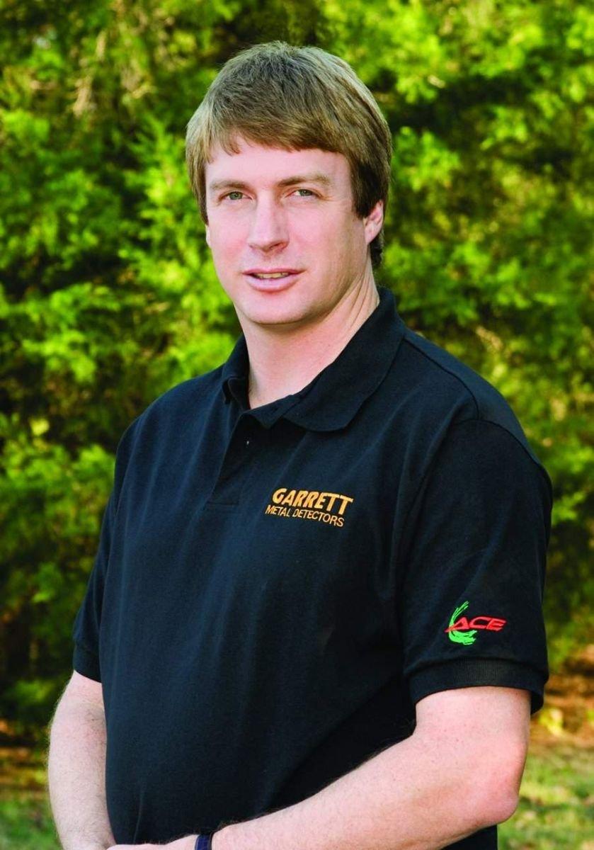 Černé tričko Garrett Polo - L