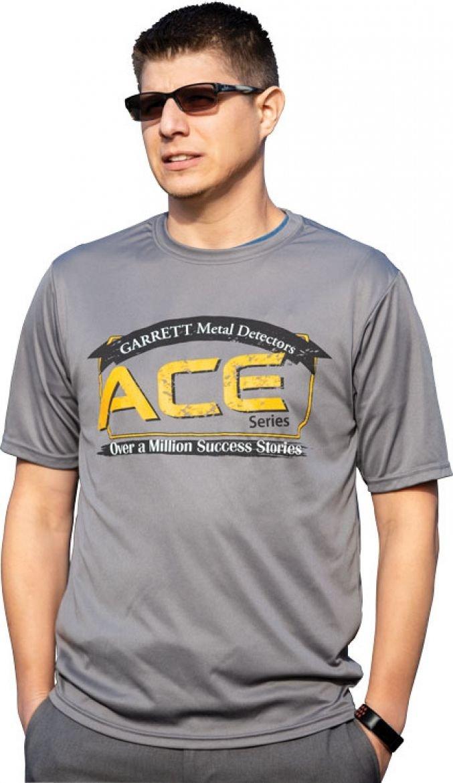 """Tričko Garrett """"ACE SUCCESS"""" S"""