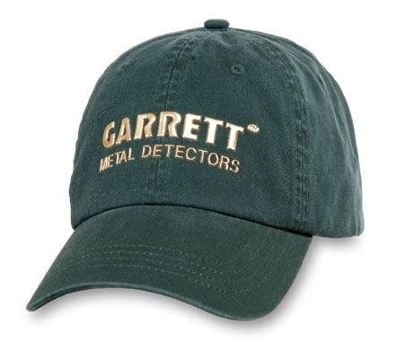"Kšiltovka ""Garrett Metal Detectors"" zlatý nápis"
