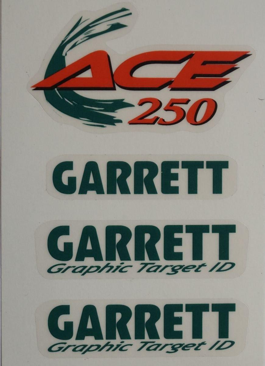 Etikety pro ACE 250
