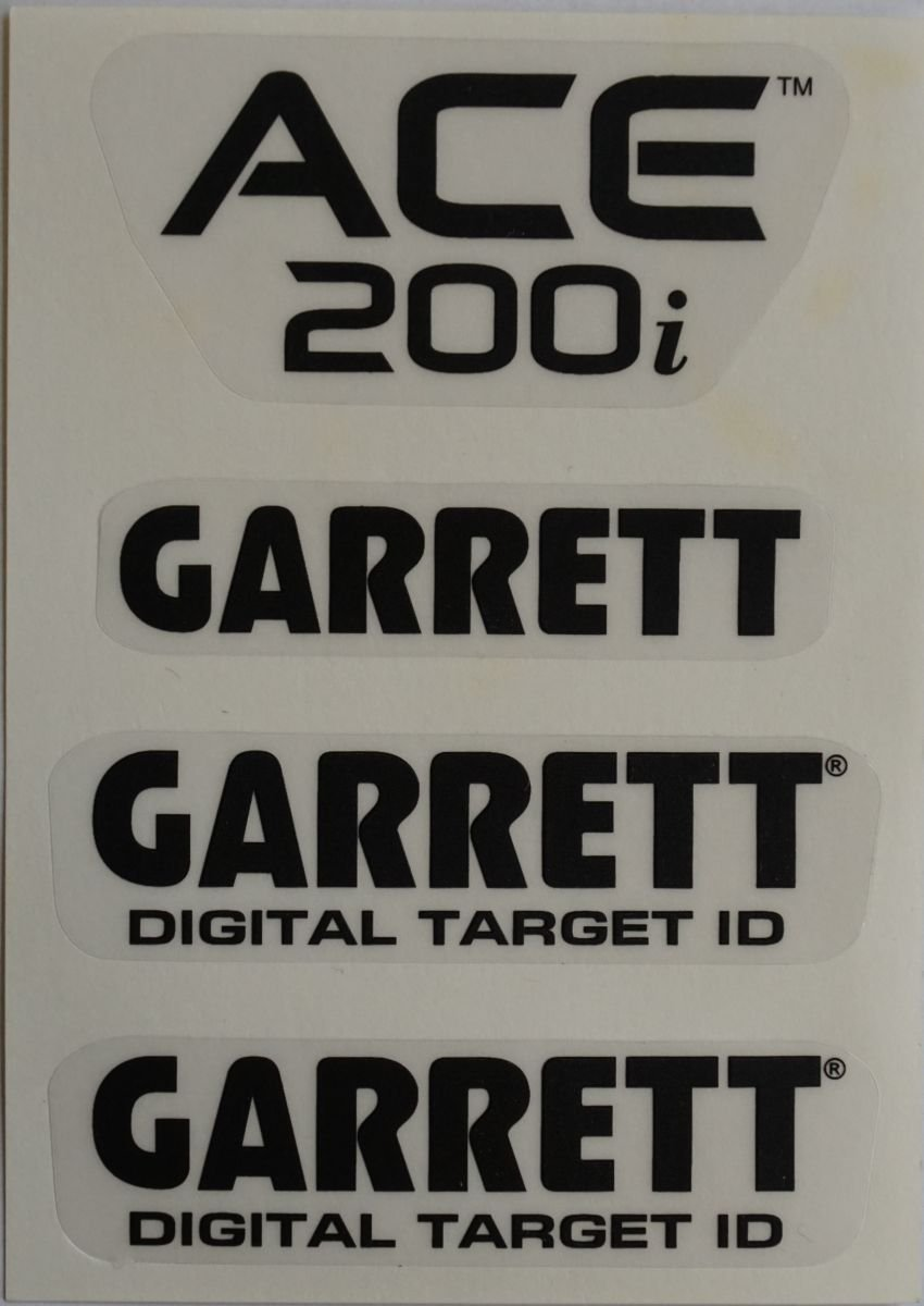 Etikety pro ACE 200i