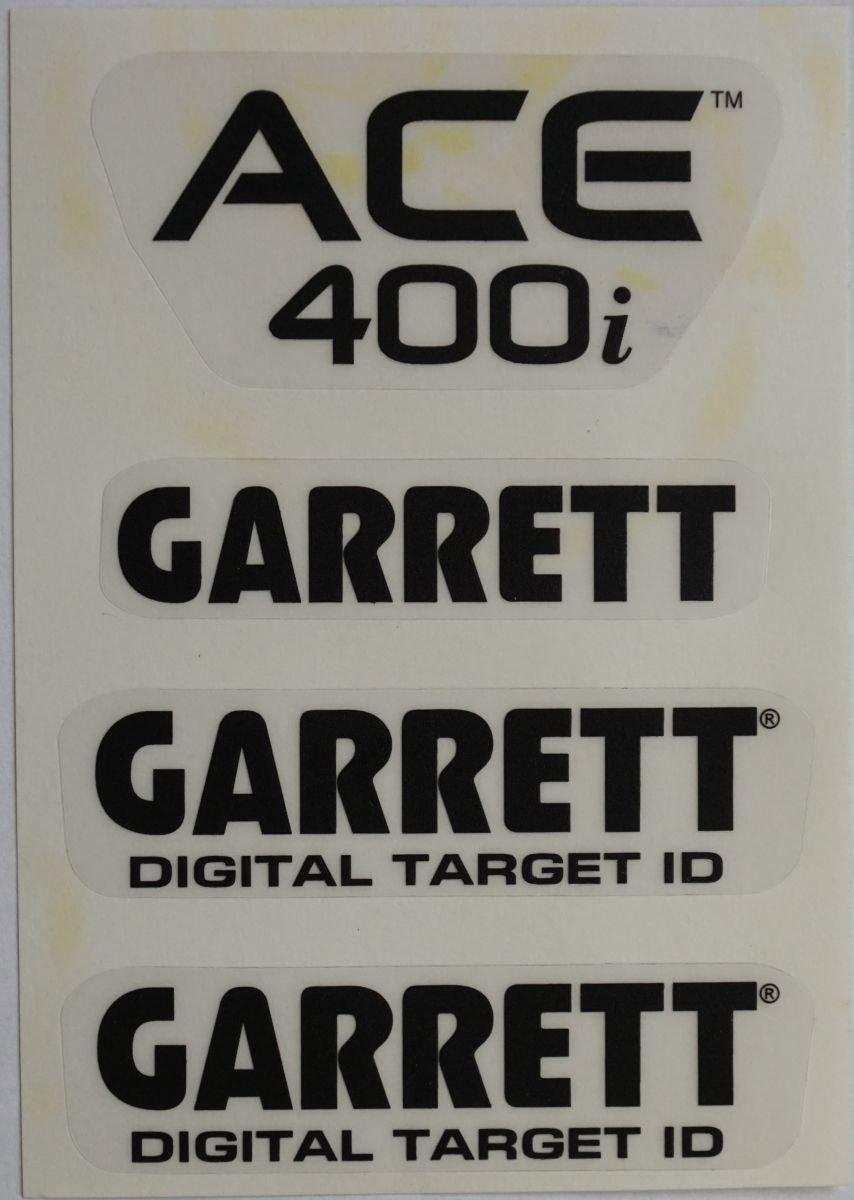 Etikety pro ACE 400i