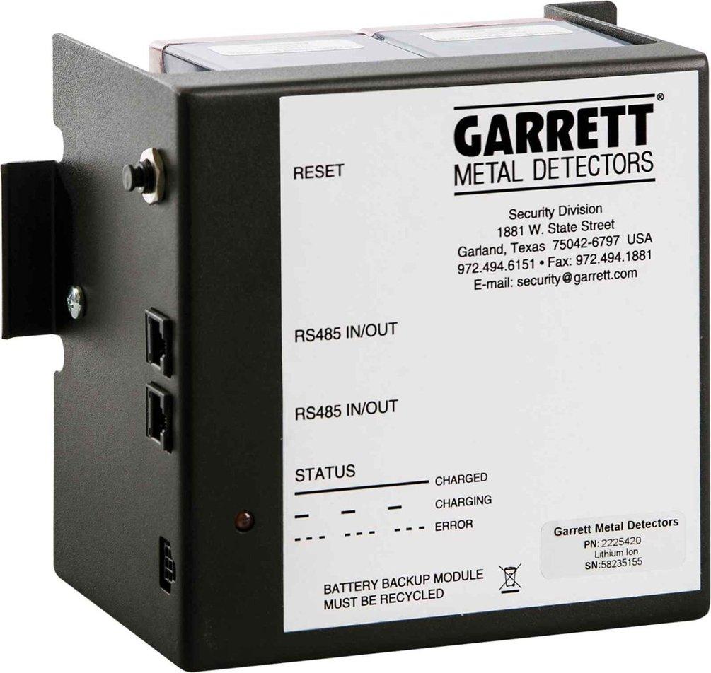 Garrett bateriový modul pro PD 6500i, Li-Ion
