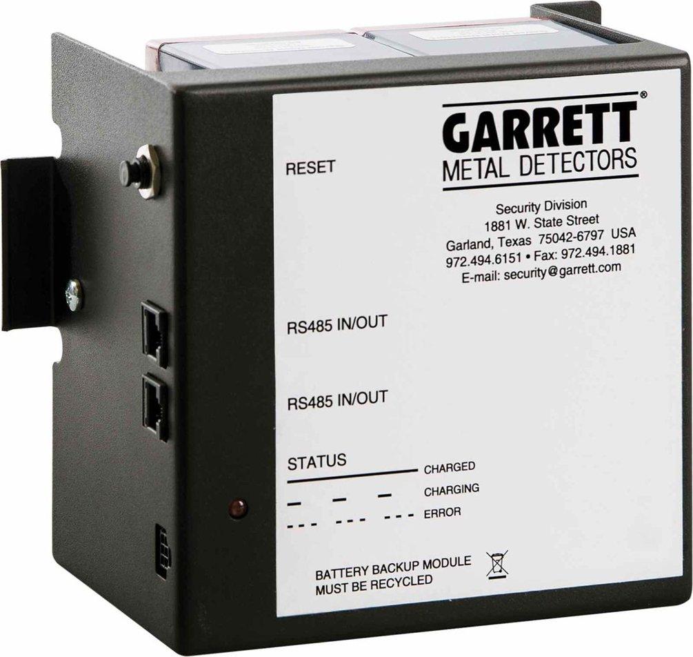 Garrett bateriový modul k PD6500i se zvětšenou kapacitou a nabíječkou