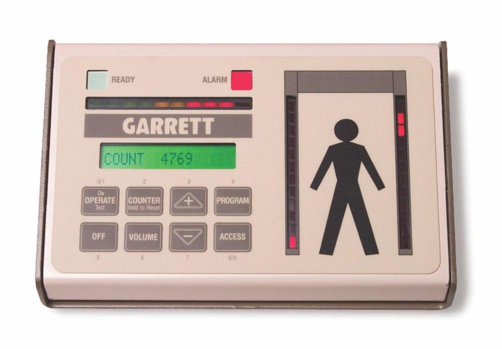 Garrett dálkové ovládání se zobrazením zón pro PD6500i