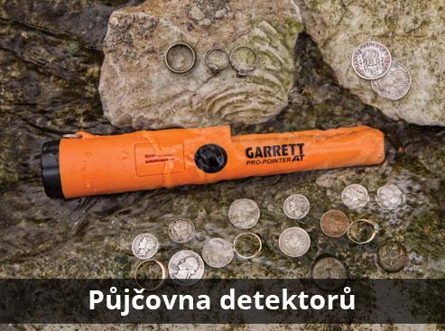 Půjčovna detektorů